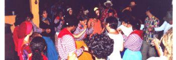 Encontro entre grupos de Tradição Oral